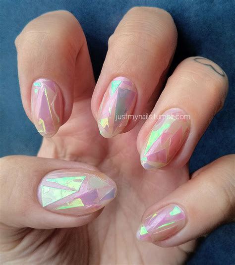 Nail On Glass