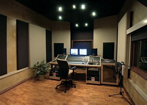 gia home design studio recording studio control24 protools politusic
