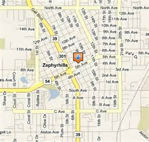 map of zephyrhills florida contact us moneyrehab 174 financial education presented by