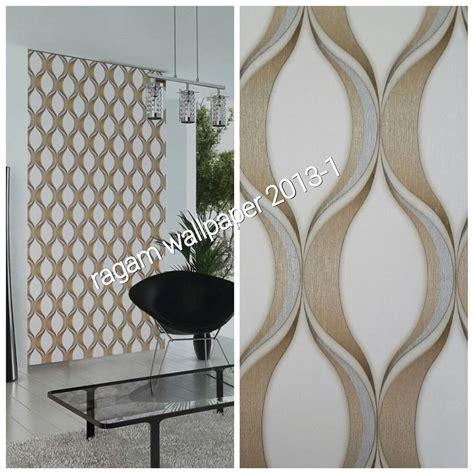 jual wallpaper dinding kamar ruang tamu minimalis classic