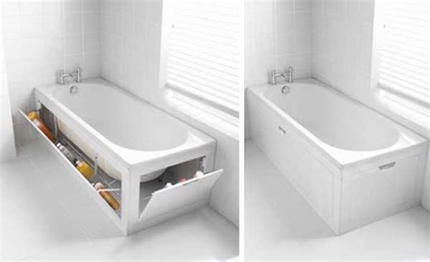 manufactured home bathtub creating storage in a mobile home our new window seat
