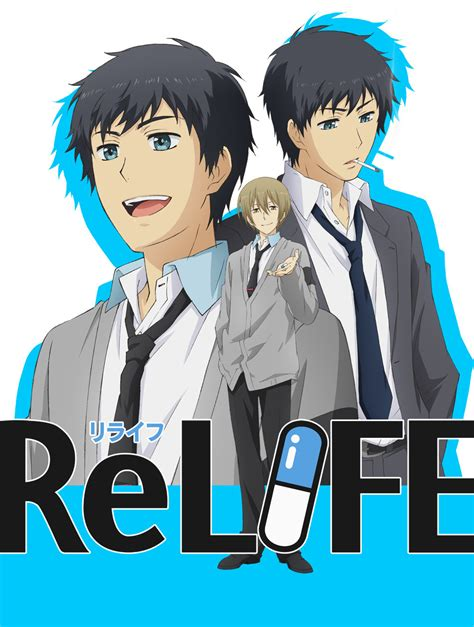 anime relife relife anime promotes july premiere with animated promo