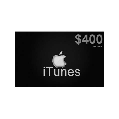 Emailed Itunes Gift Card - 400 itunes gift card apple usa iphone ipad mac code