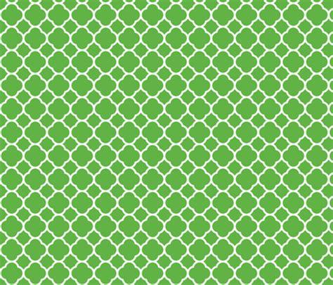 Green Quatrefoil Wallpaper | kelly green quatrefoil wallpaper sweetzoeshop spoonflower
