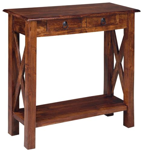 signature sofa table signature design by abbonto mango wood console sofa