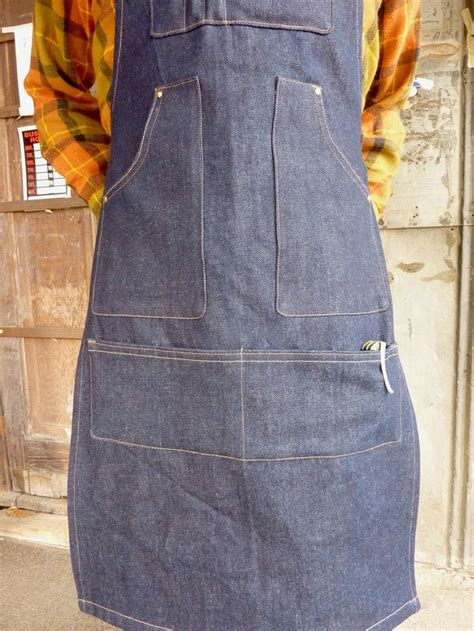 pattern for woodworking apron woodworker s apron work apron unisex one size