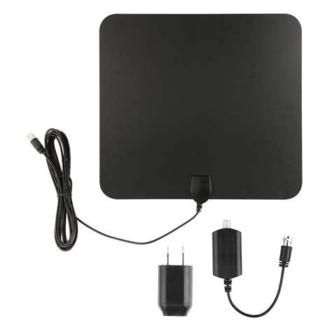 blimark hdtv indoor antenna 50 digital range tv hd antenna with lifier signal