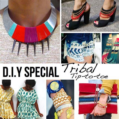 diy designs tribal diy ideas tutorials