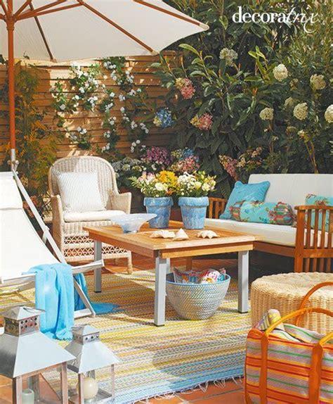 decorar terrazas ideas para decorar terrazas