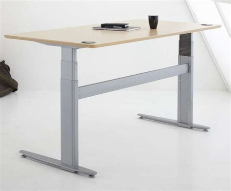 Conset 501 29 Sit Stand Desks Standing Desk Free Conset Height Adjustable Desk