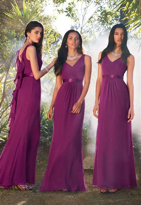 davids bridal bridesmaid dress colors best 25 sangria bridesmaid dresses ideas on
