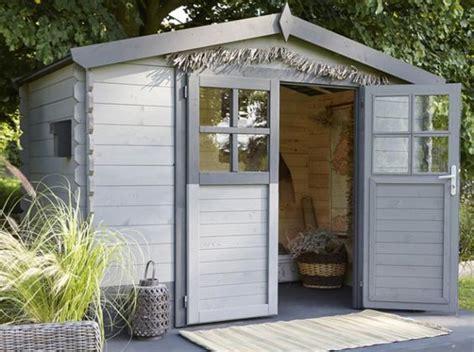 Deco Abri De Jardin by Le Chalet De Jardin Un Atout Pour Votre Ext 233 Rieur Cocon