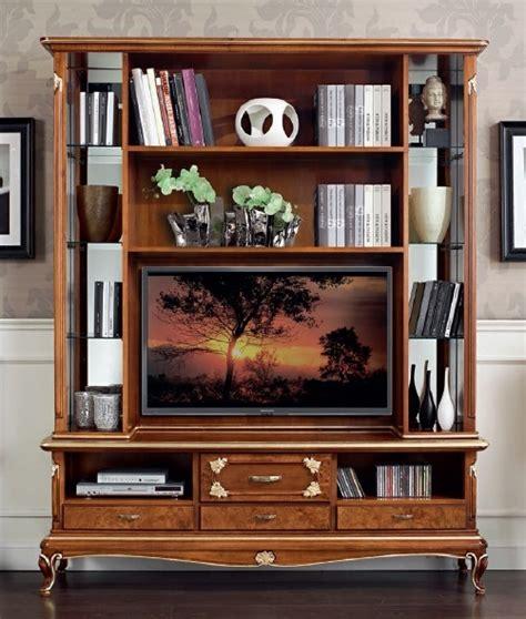 credenze porta tv parete porta tv in stile dec 242 credenza classica elegante