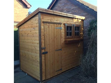 8x5 Shed by Gallery Customer S Sheds Beast Sheds