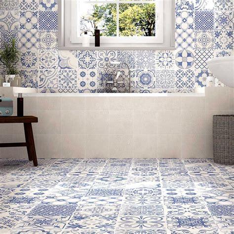 blue patterned kitchen tiles tangier blue patterned tiles porcelain superstore