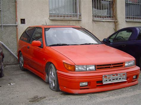 mitsubishi colt 1990 1990 mitsubishi colt 1 5 89 cui gasoline