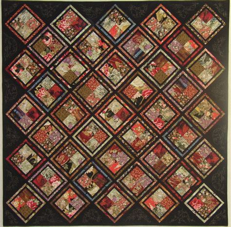 Free Japanese Quilt Patterns by Quilt Pattern Japanese Great Quarter Eight