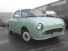 Used Classic Cars For Sale In Japan For Export For Sale Nissan Figaro 1991 74 000km Japanese Used Car