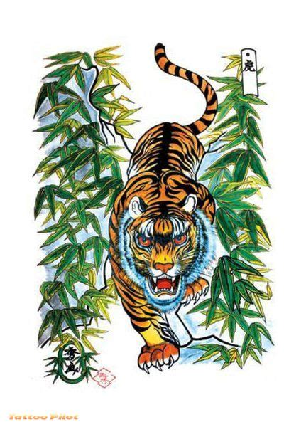 japanese style tiger tattoo designs tattoopilot tiger designs tattoos
