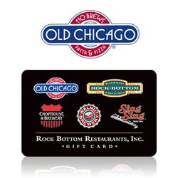 buy old chicago gift cards at giftcertificates com - Old Chicago Gift Cards