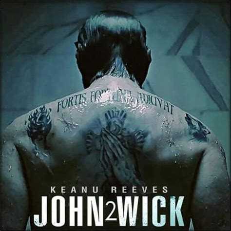 john wick tattoo fortuna 731 best images about keanu reeves on pinterest the