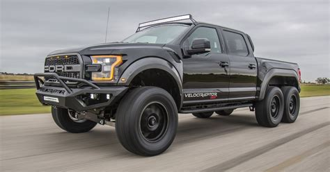 hennessey s velociraptor 6 215 6 turns the f 150 into an