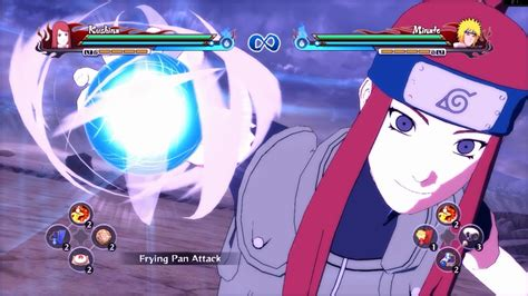 cara mod game naruto ultimate ninja storm revolution kushina moveset mod naruto shippuden ultimate ninja