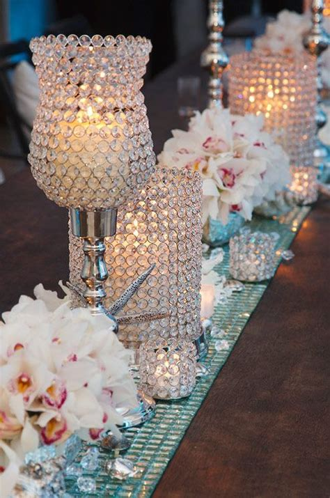 crystals for centerpieces 25 best ideas about centerpieces on