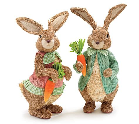 Easter Bunny Decor by 32 Creative Easter Bunny Decoration Inspirations