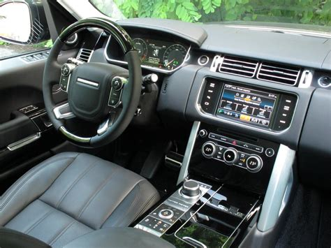 black land rover interior 2013 range rover interior black www imgkid com the