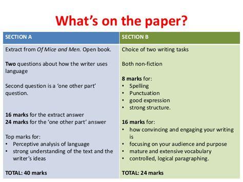 english language exam writing tips miss ryan s gcse english media photos english language test questions gallery photos designates