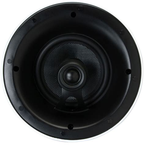 angled in ceiling speakers dayton audio me650c 6 1 2 quot lcrs 15 176 angled ceiling speaker
