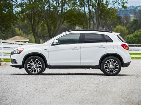 2017 white mitsubishi outlander new 2017 mitsubishi outlander sport price photos