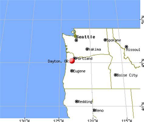 map of oregon district dayton ohio dayton oregon or 97114 profile population maps real