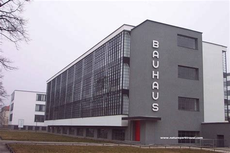 building style modern art with professor blanchard expressionist architecture the bauhaus and international