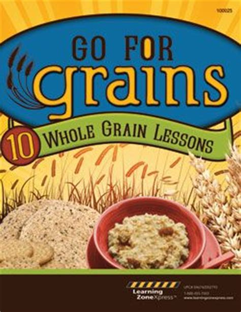 whole grains lesson plan the world s catalog of ideas