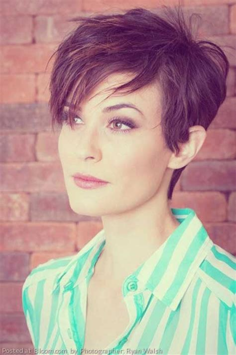 35 short haircuts for thick short hairstyles 2016