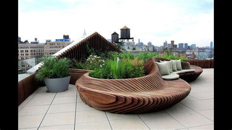 rooftop garden roof terraces garden design ideas