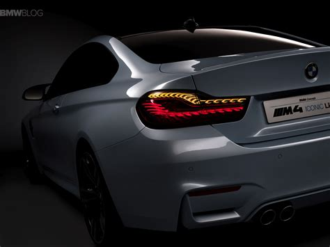 Bmw Lights by Bmw M4 Concept Iconic Lights