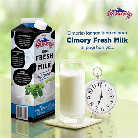 Cimory Fresh Milk cimory fresh milk on quot siapa yang sudah menyiapkan