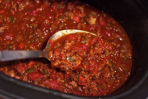 prepahead and dine in smoky turkey chili a slow cooker weight watcher recipe