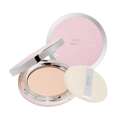 Two Way Cake 02 missha the style fitting wear two way cake spf 27 seoul next by you malaysia