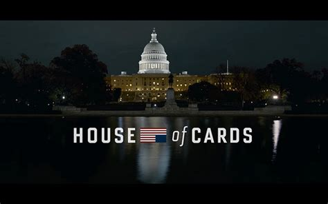 What Is House Of Cards Based On by House Of Cards Opening Sequence Link Flickr Photo