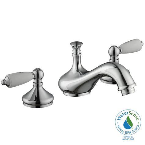 Glacier Bay Teapot Faucet by Glacier Bay Teapot 8 In Widespread 2 Handle Low Arc Bathroom Faucet In Chrome Hd67738w 6001