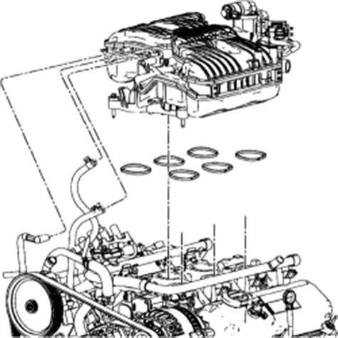 small engine maintenance and repair 2004 mercury monterey instrument cluster repair guides engine mechanical components upper intake manifold plenum autozone com