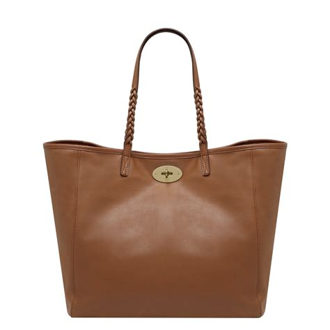 Artist Julie Verhoeven For Designer Mulberry Shopper Tote by Mulberry Medium Dorset Tote In Brown Lyst