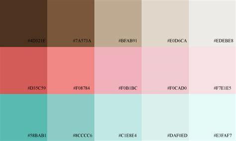 passende farben zu braun eine neue webseite entsteht teil 1 inspiration und