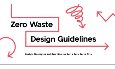 newspaper layout guidelines designing for a zero waste city urban green council