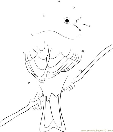 yellowhammer coloring page yellowhammer dot to dot printable worksheet connect the dots