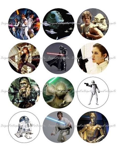 printable lego star wars cupcake toppers star wars printable cupcake toppers pictures to pin on